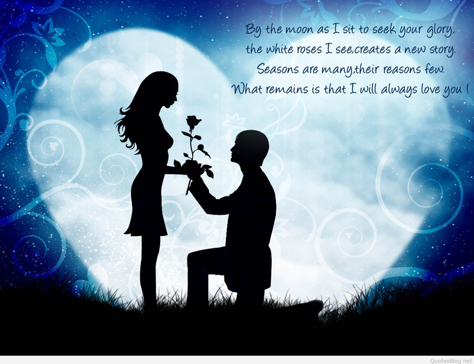 Best Love Wallpaper For Whatsapp Propose Day Message For Wife