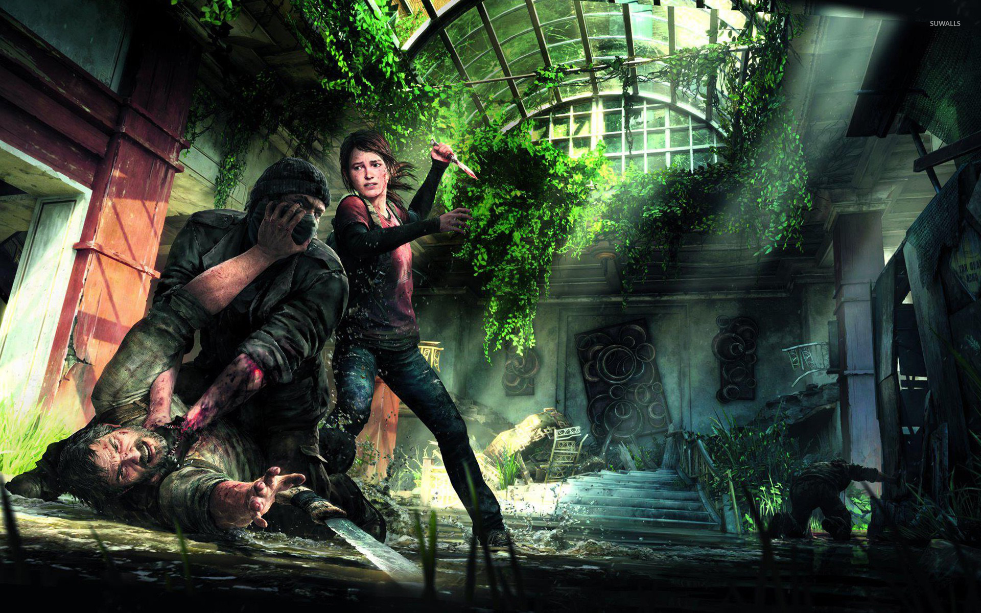 The Last Of Us 4 Wallpaper Last Of Us We Are Survivors