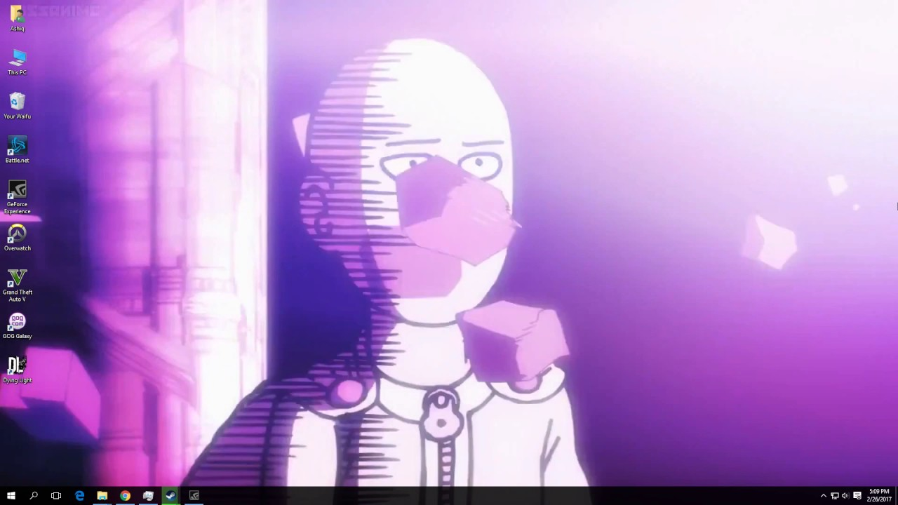 One Punch Man Moving Wallpapers One Punch Man 18566