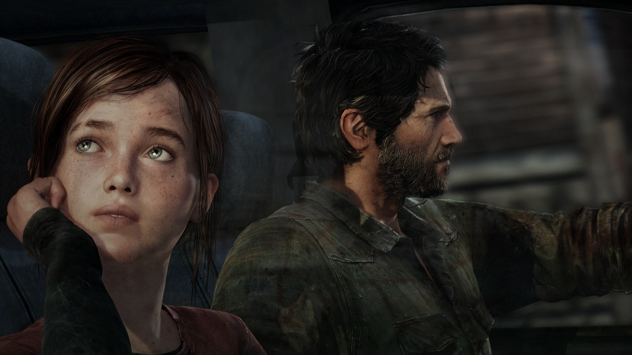 Last Of Us Car , HD Wallpaper & Backgrounds