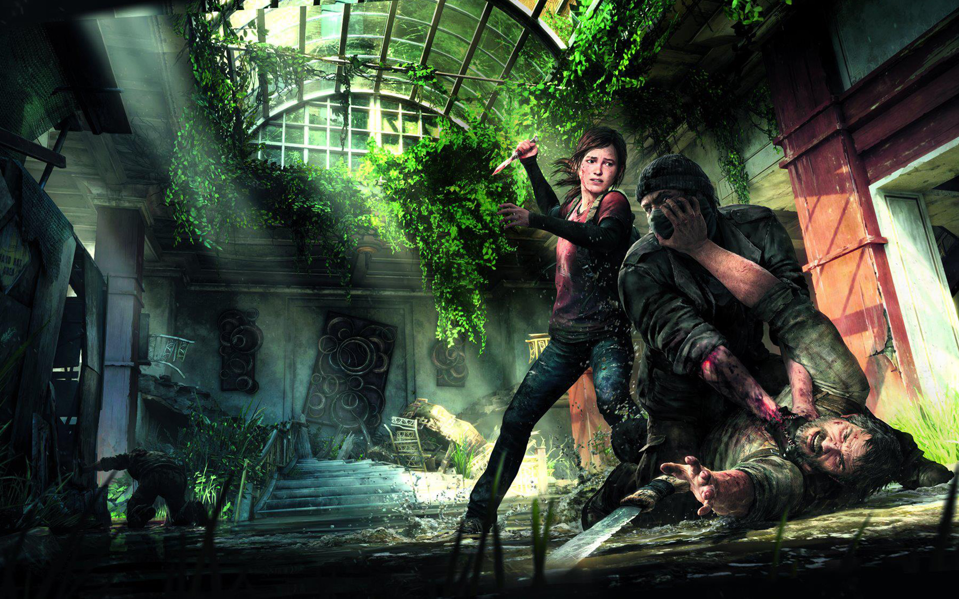 The Last Of Us Images The Last Of Us Hd Wallpaper And - 4k Last Of Us , HD Wallpaper & Backgrounds