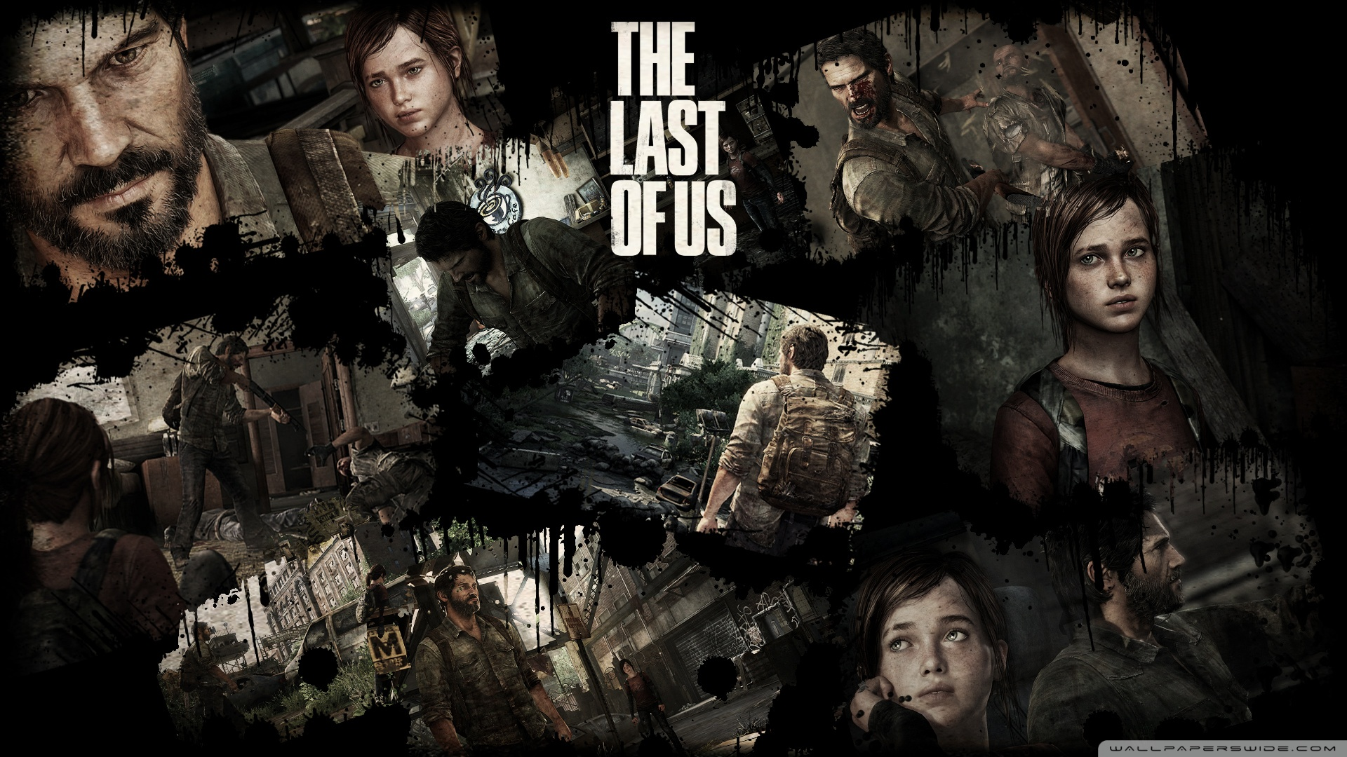 The Last Of Us 19201080 Funny Pictures Tumblr Quotes Last