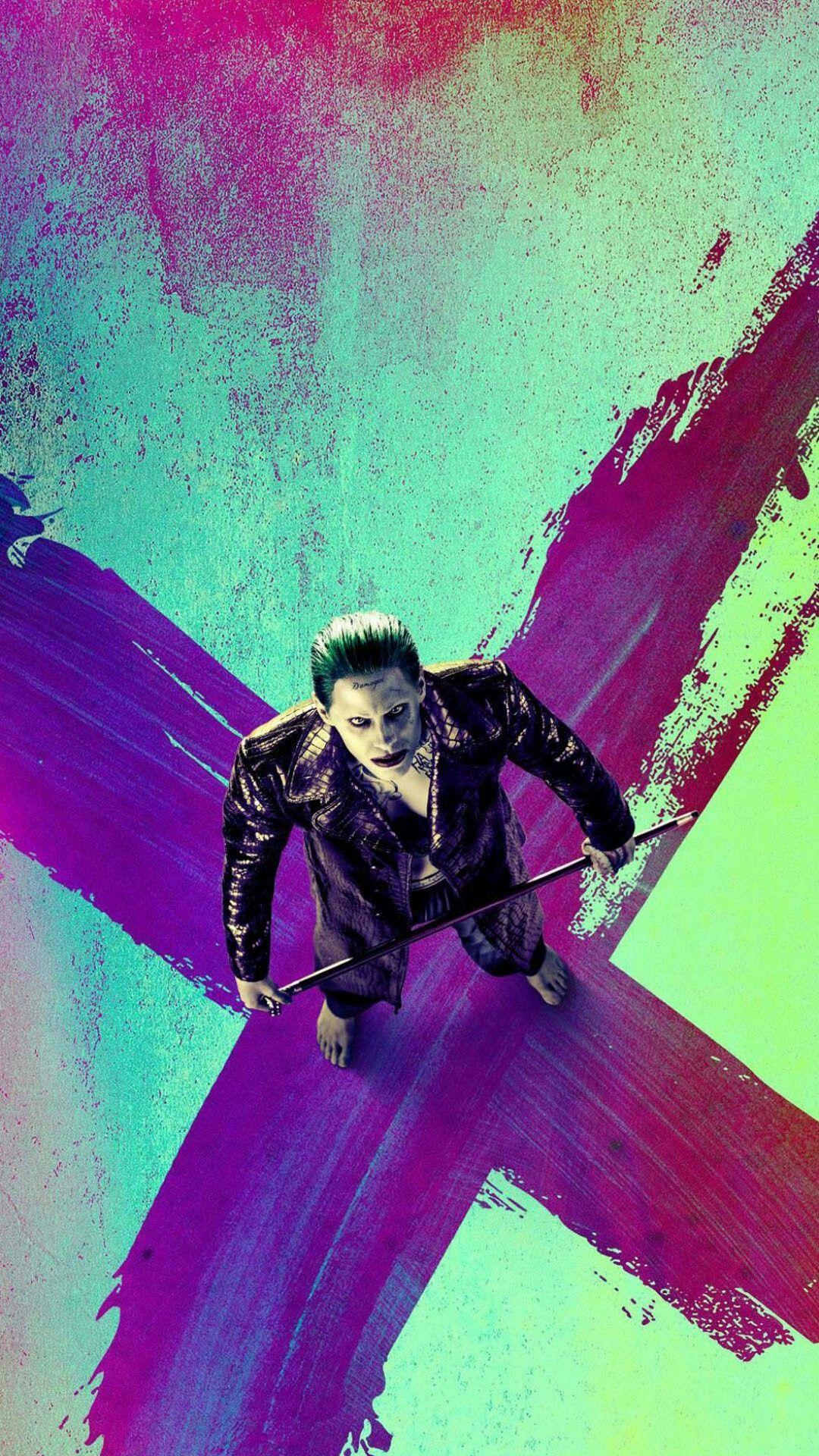 Joker Suicide Squad Jared Leto Batman Joker Wallpaper Joker