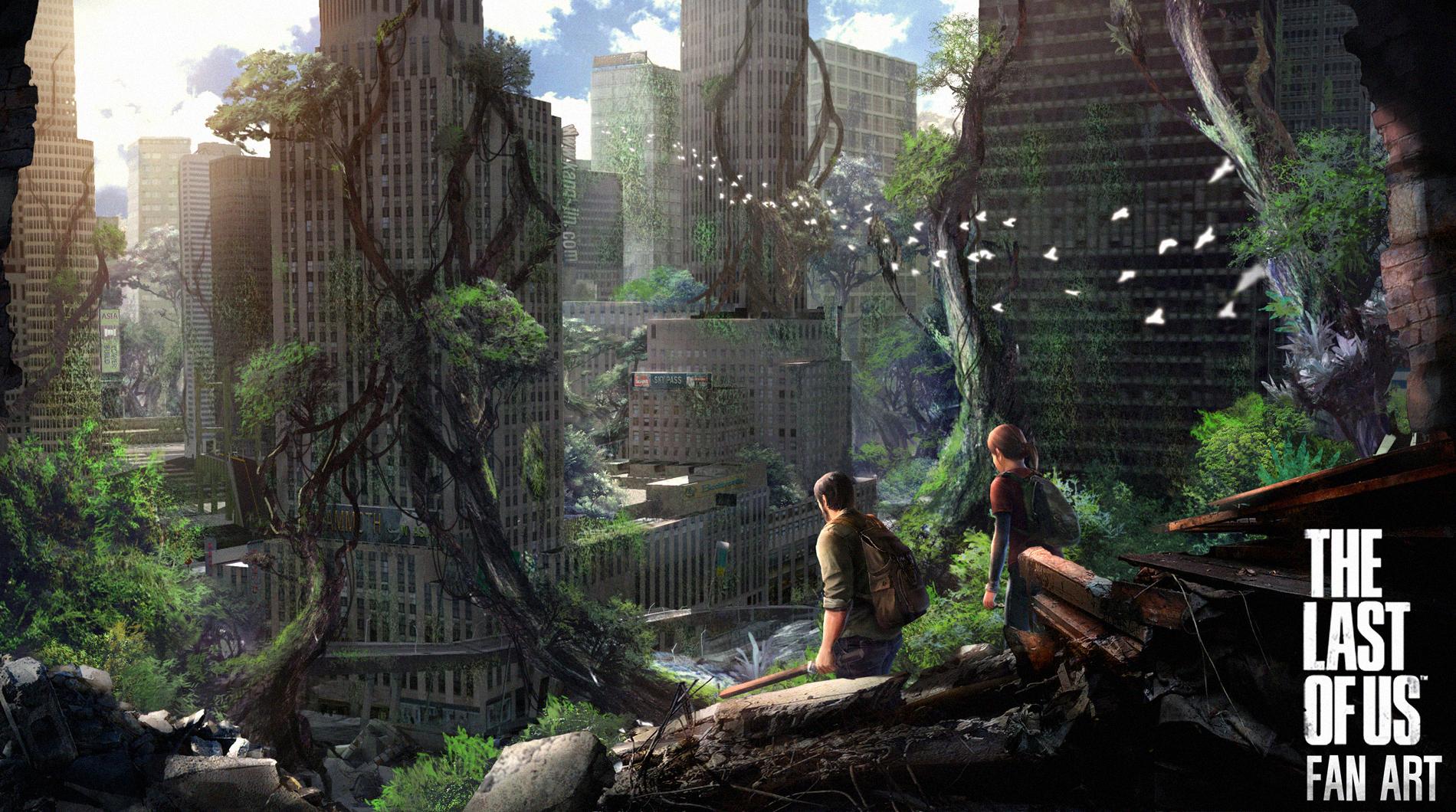 Best The Last Of Us Wallpaper 2560×1600 Meizu - Paysage The Last Of Us , HD Wallpaper & Backgrounds