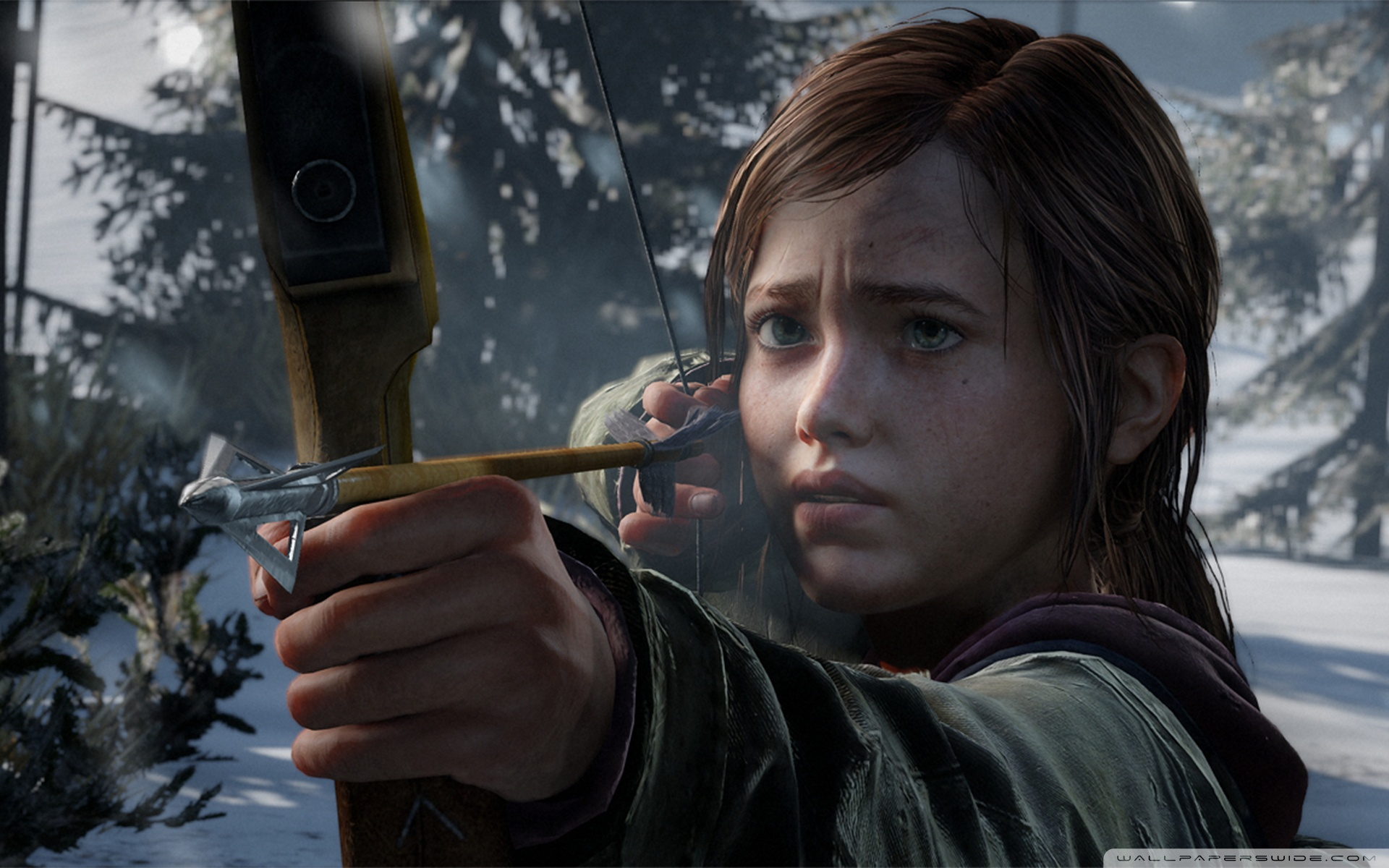 Wallpaper Of The Day - Last Of Us , HD Wallpaper & Backgrounds