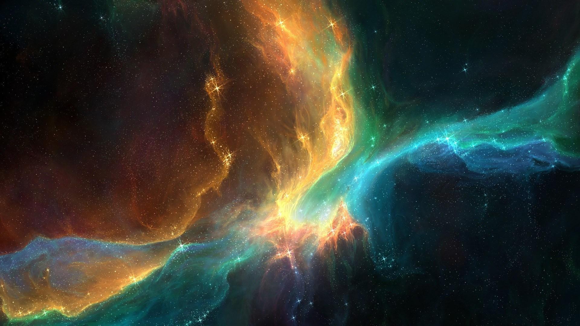 Spaceship Battlefield Space Wallpaper Hd 4k Background