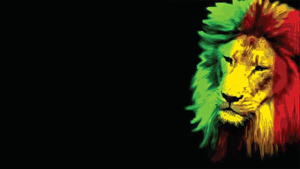 Reggae Wallpapers In Hd Px, By Eduardo Piano For Deskand - Reggae Lion Wallpaper Hd , HD Wallpaper & Backgrounds