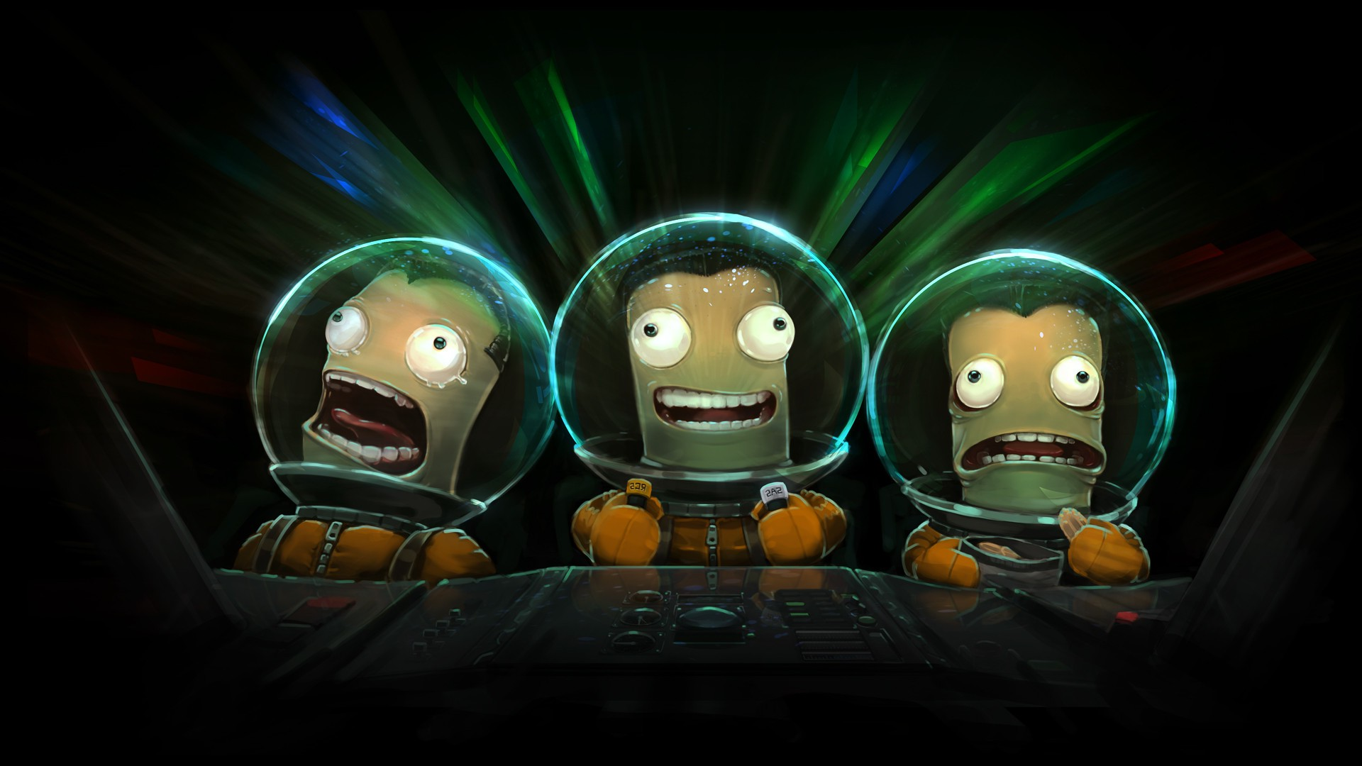 Kerbal Space Program Kerman 101092 Hd Wallpaper