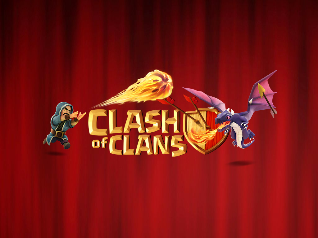 Clash Of Clans Wizard Wallpaper Clash Of Clans 101113 Hd