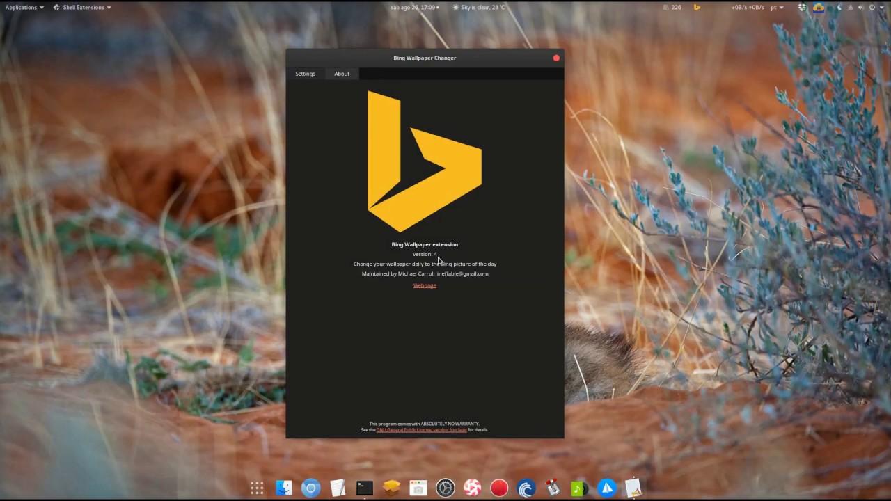 Bing Wallpaper Changer - Bing , HD Wallpaper & Backgrounds