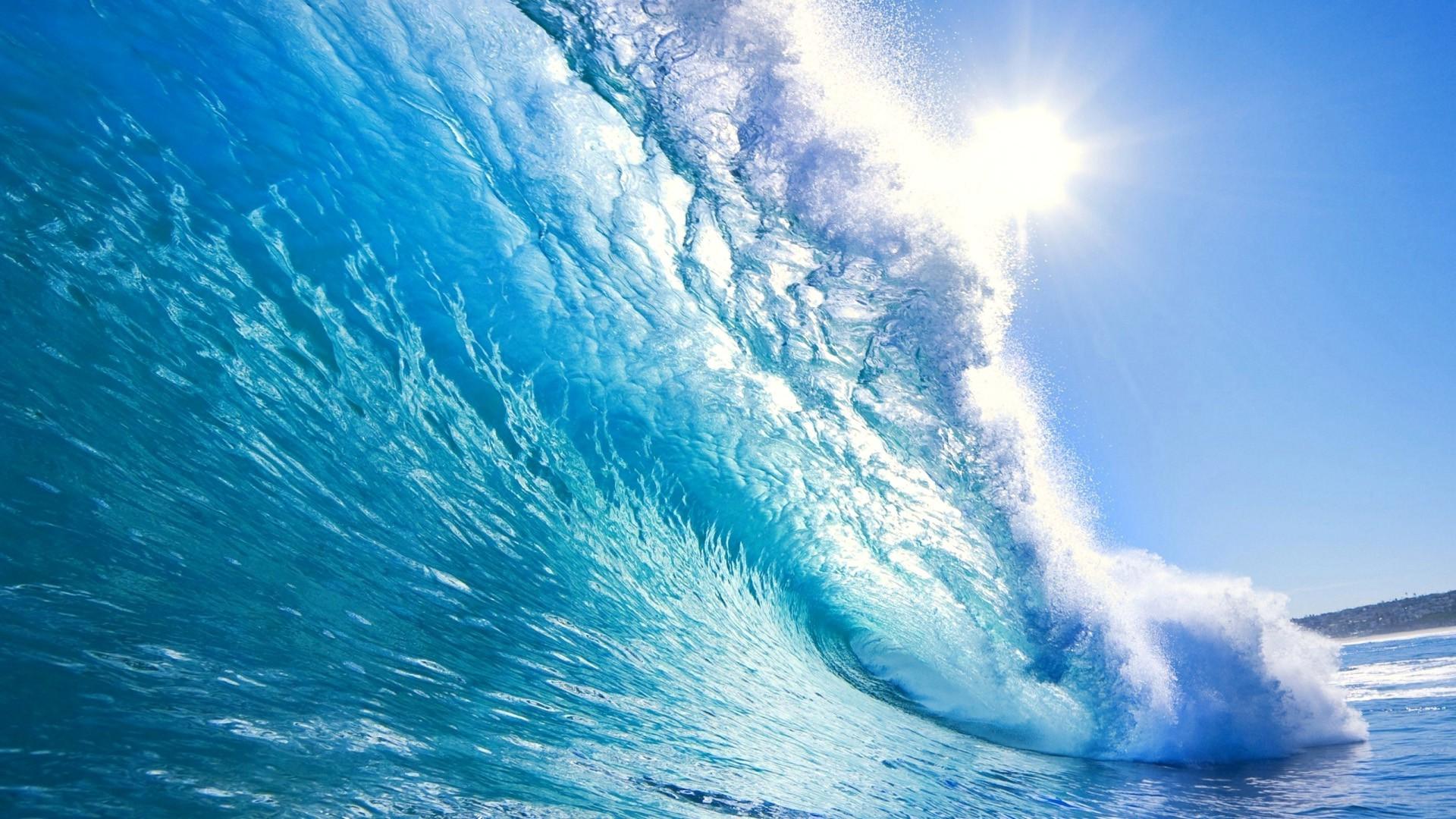 Ocean Waves Desktop Background Wallpaper Hd Desktop Ocean Waves Background Hd 103129 Hd Wallpaper Backgrounds Download