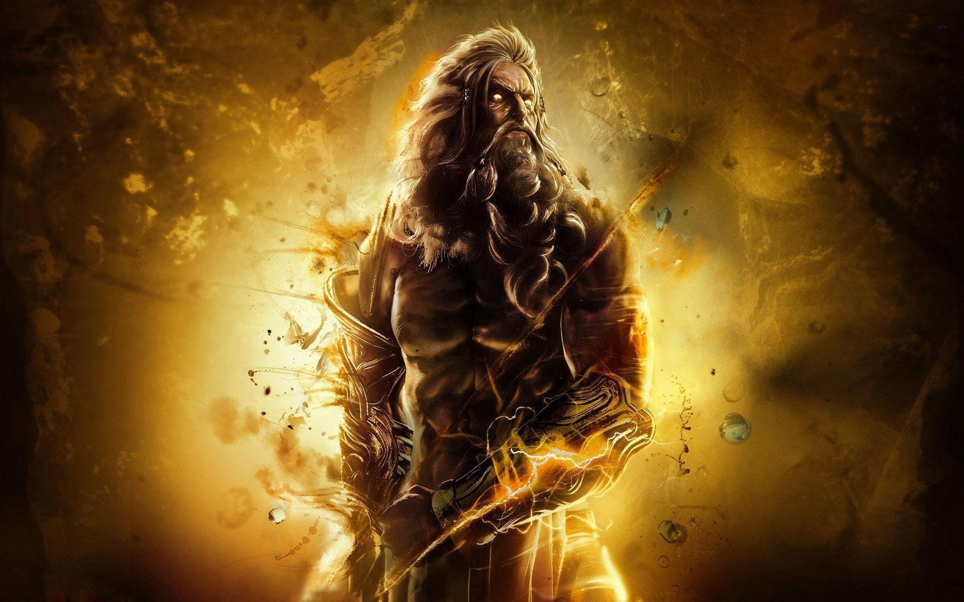 Zeus God Wallpaper Hd God Of War Ascension 106051 Hd