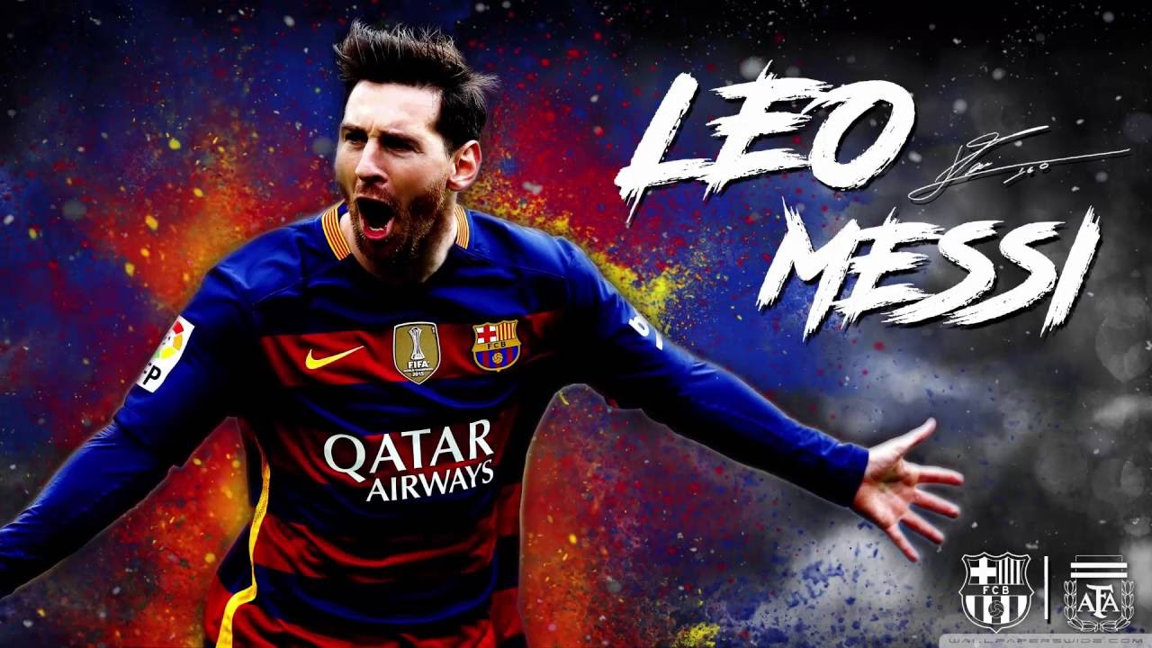 Lionel Messi Hd Wallpapers For Download - Fc Barcelona Messi , HD Wallpaper & Backgrounds