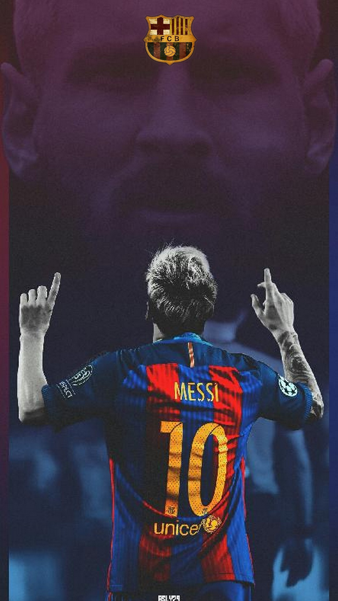 Start Download - Lionel Messi Wallpapers For Iphone , HD Wallpaper & Backgrounds