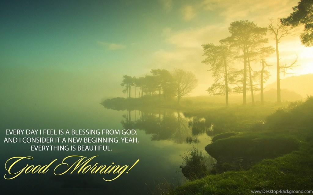 Nature Sunrise Good Morning 107206 Hd Wallpaper Backgrounds Download