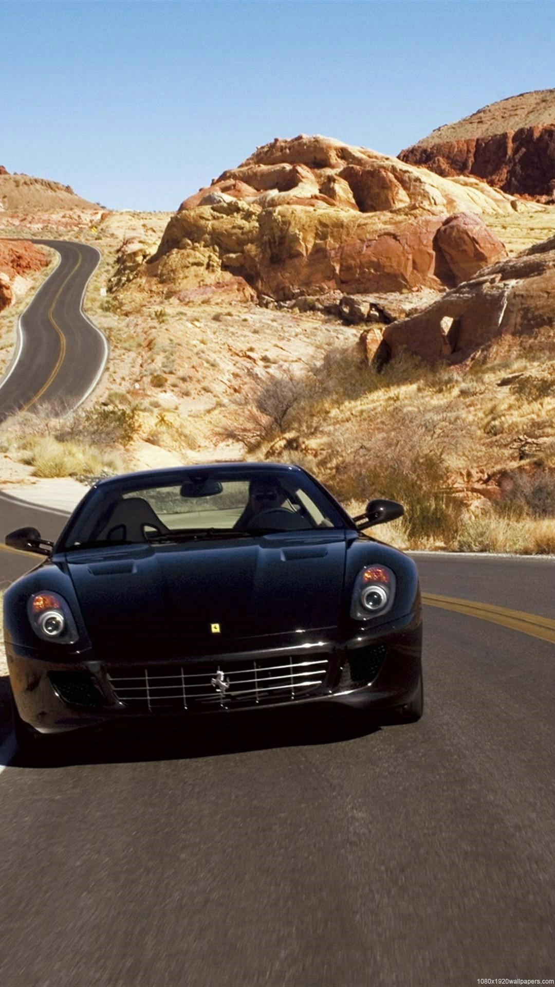 Black Wallpaper Ferrari Car 107530 Hd Wallpaper