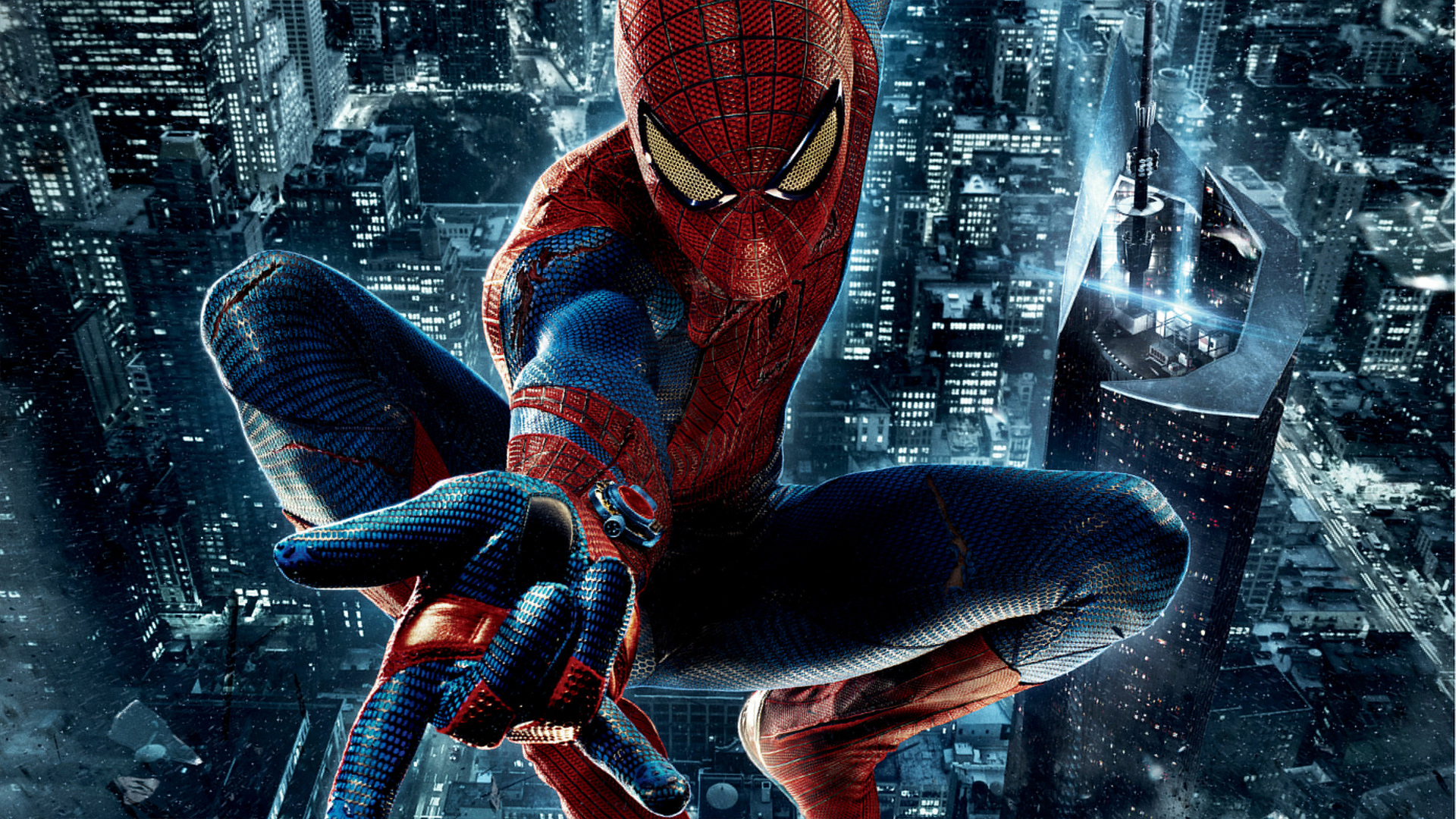 Spiderman 3d Wallpapers Group Amazing Spider Man 2012 107826