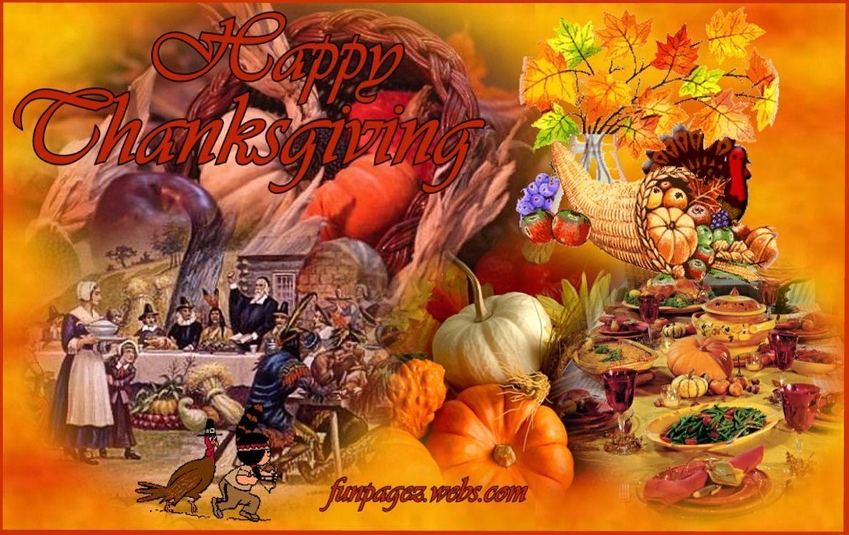 Happy Thanksgiving Desktop Backgrounds , HD Wallpaper & Backgrounds