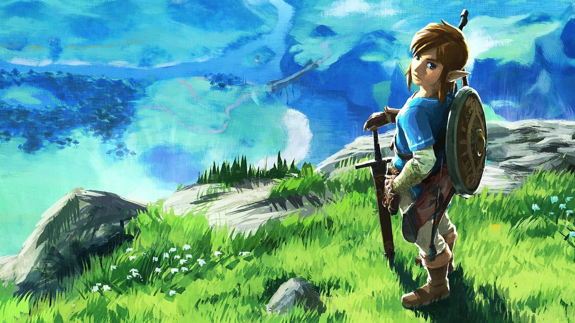 The Legend Of Zelda Legend Of Zelda Breath Of The Wild 109006