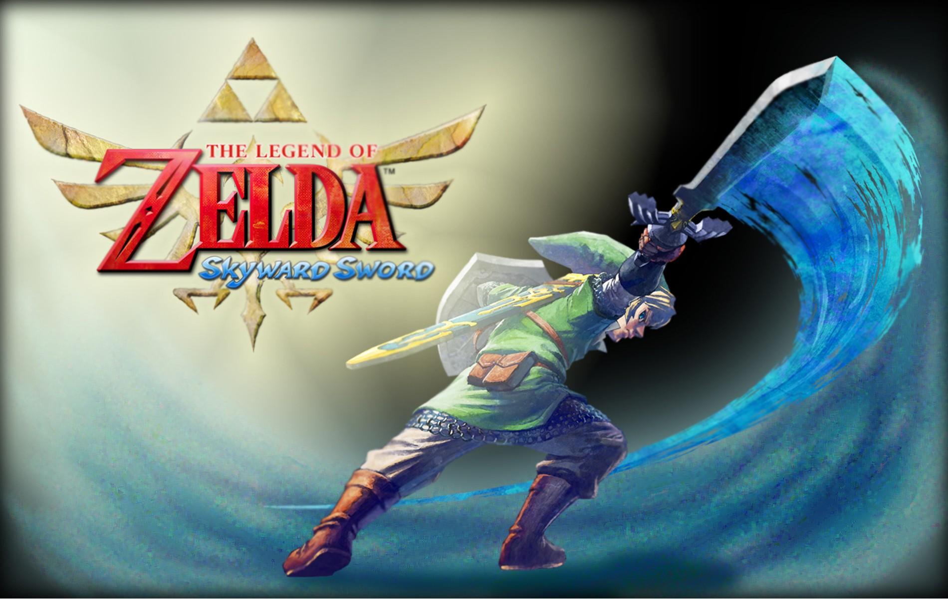 Skyward Sword Legend Of Zelda Wallpaper Hd Legend Of Zelda
