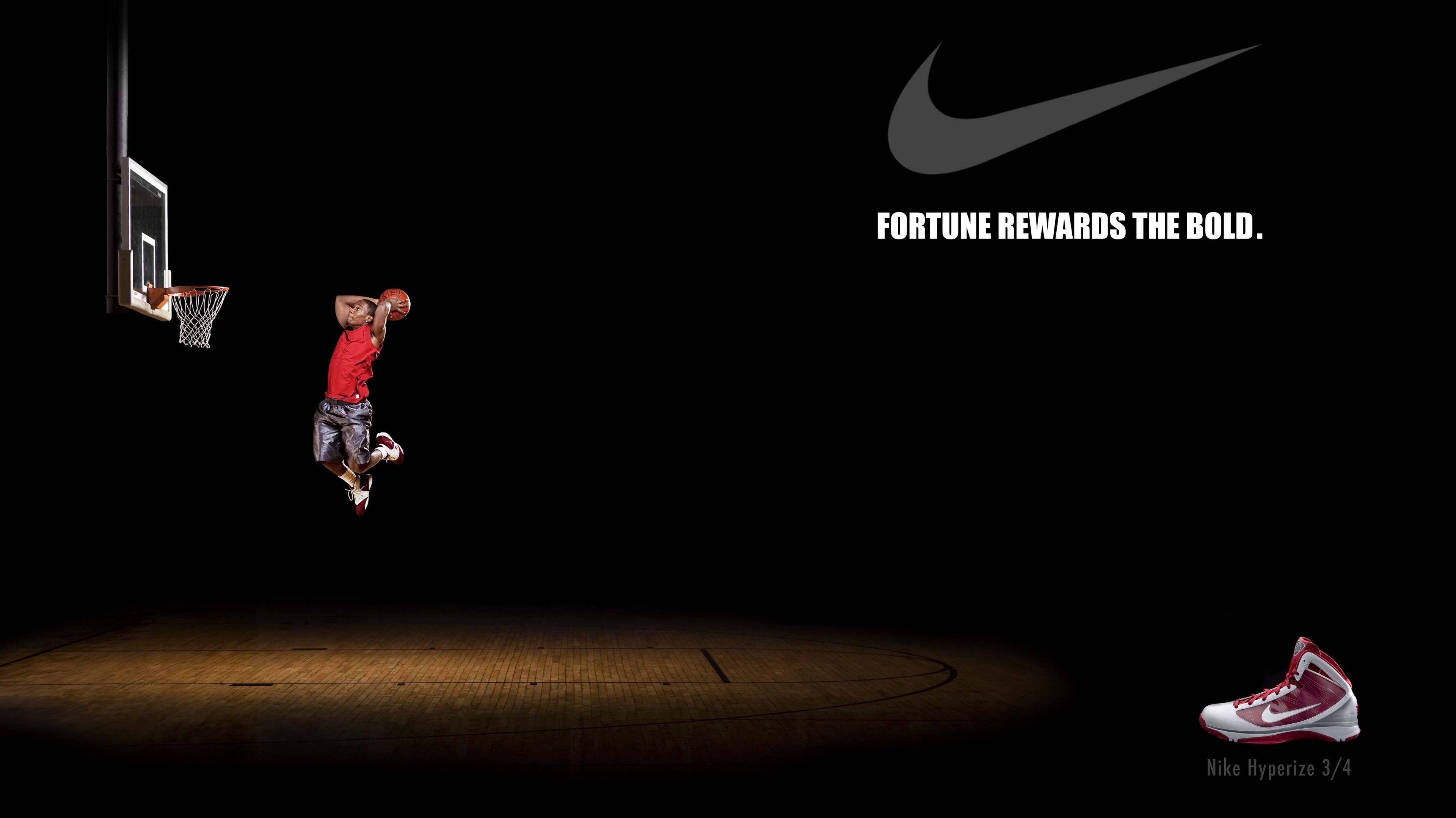Nike Basketball Wallpapers 4k Nike Basketball Ads 109832 Hd