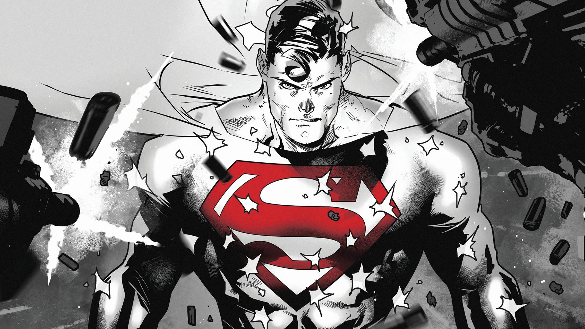 Superman Dc Comic Art Superman Comic Wallpaper Hd 109887