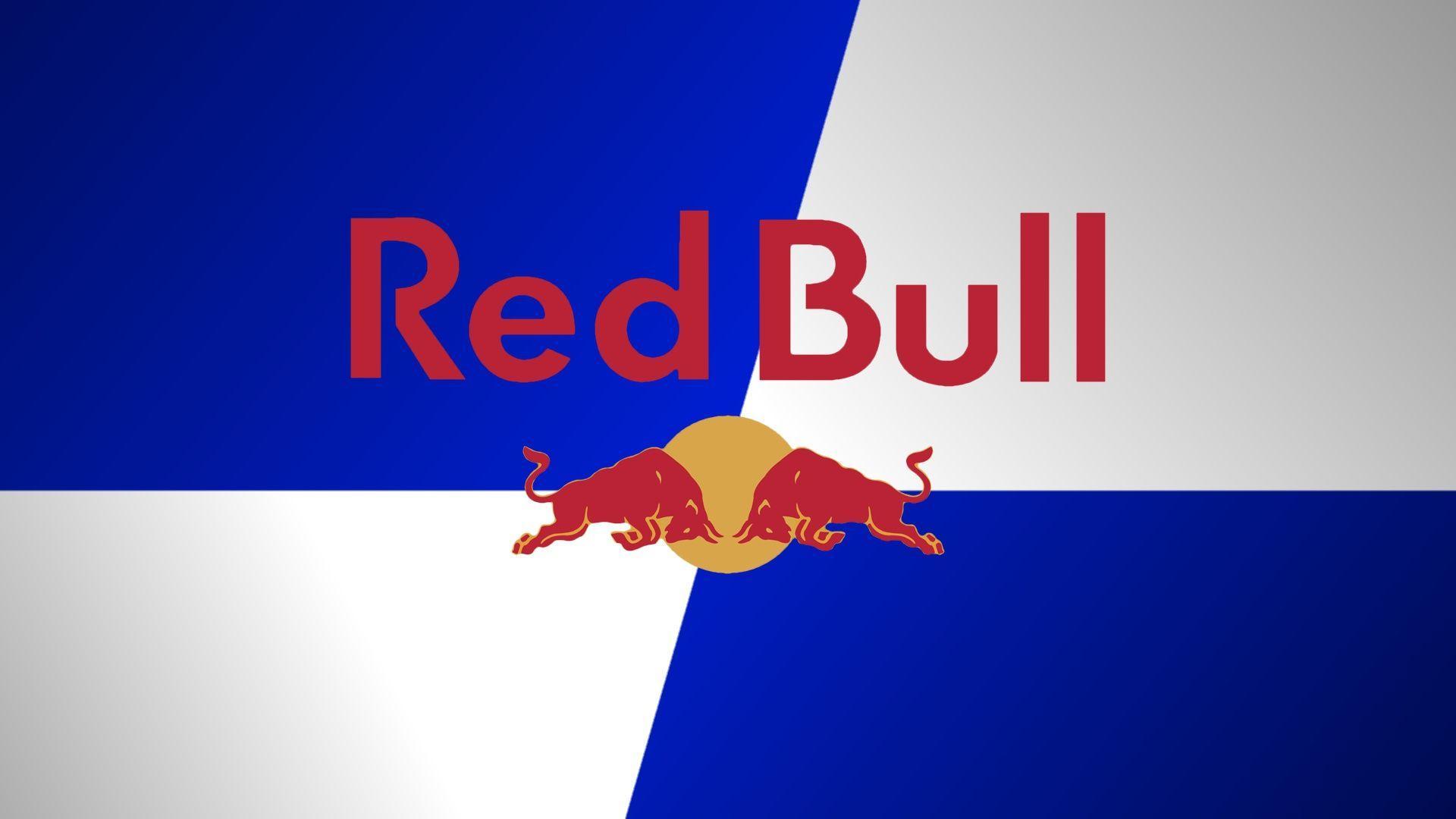Red Bull Logo Hd Wallpaper Red Bull 1000249 Hd