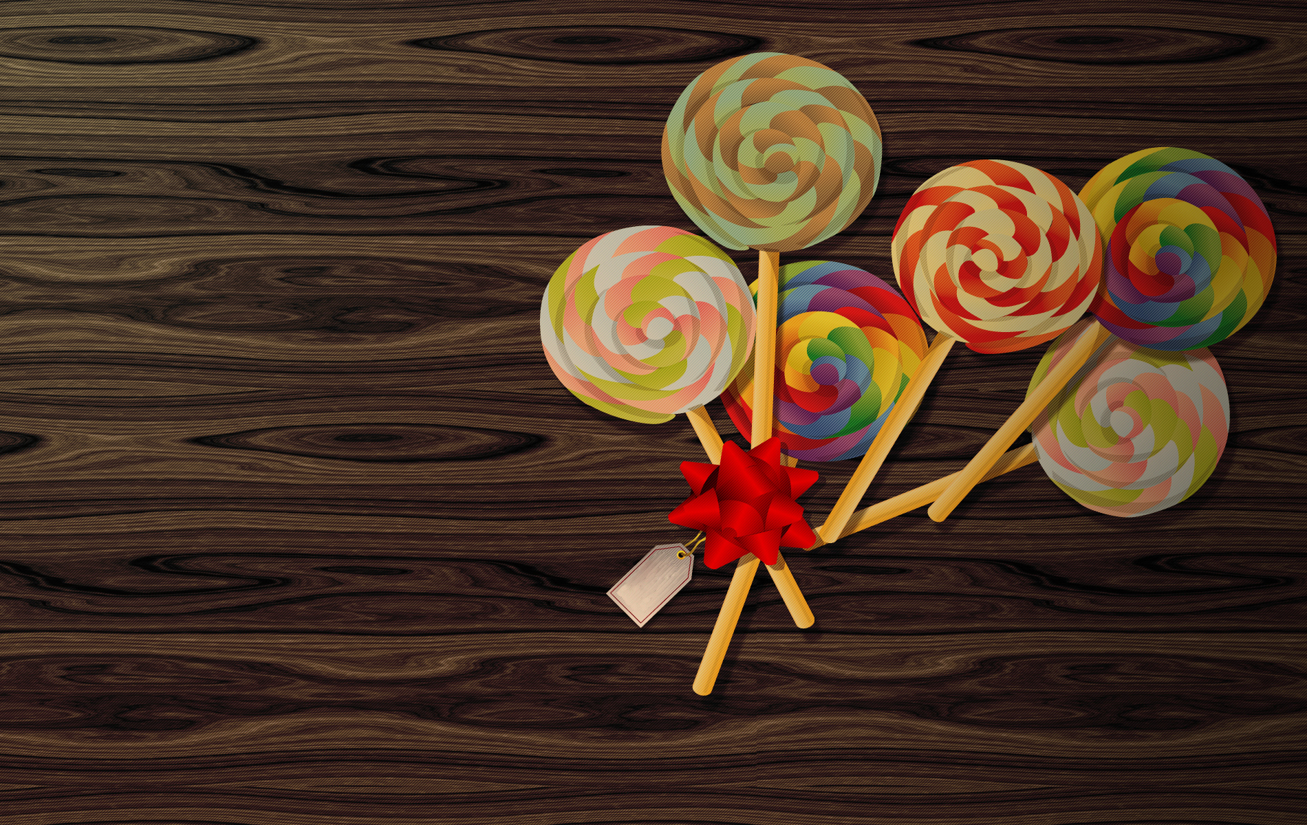 Candy Abstract Wallpaper Candy Lollipop HD