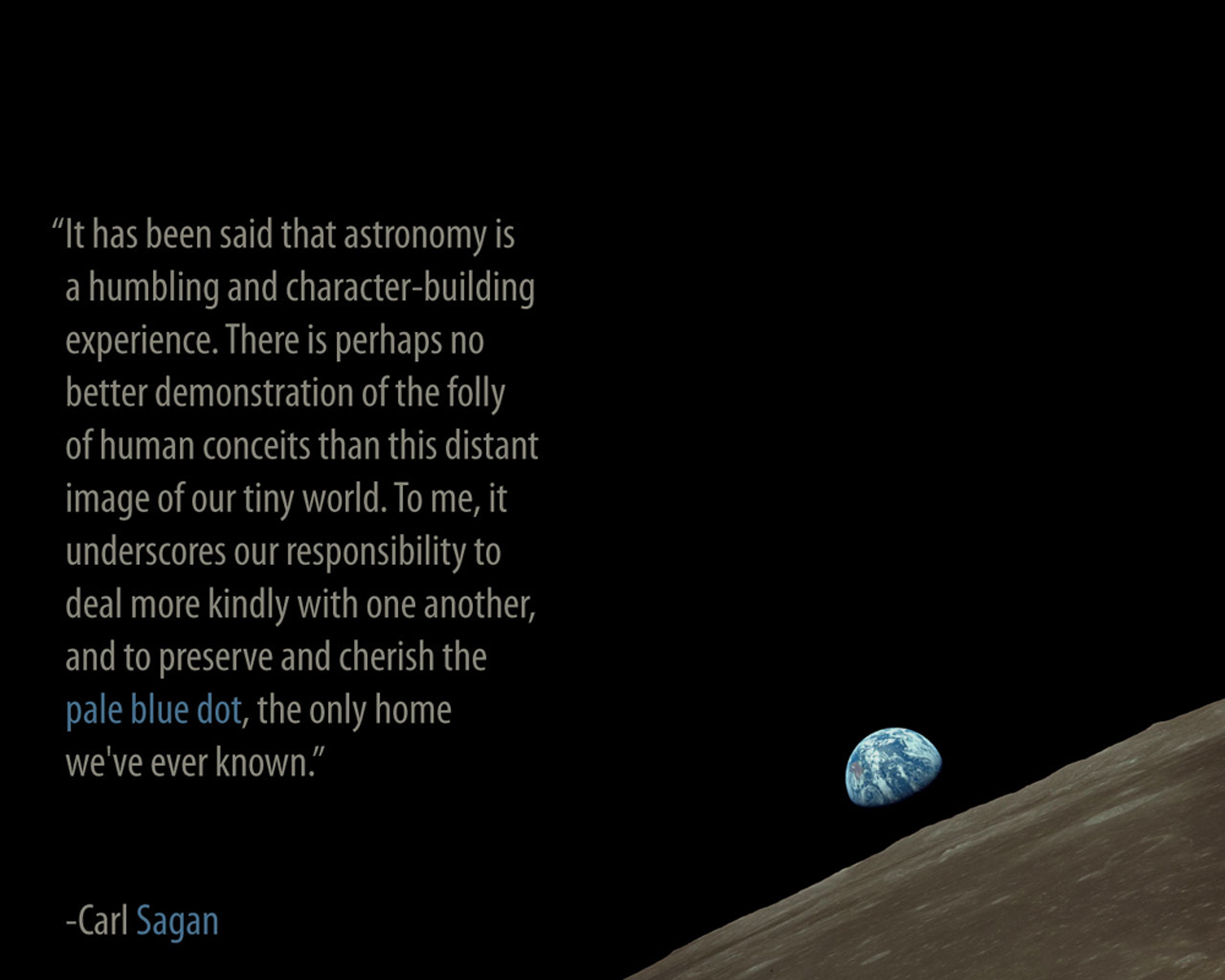 Quotes Carl Sagan Science Has Been Said That Astronomy