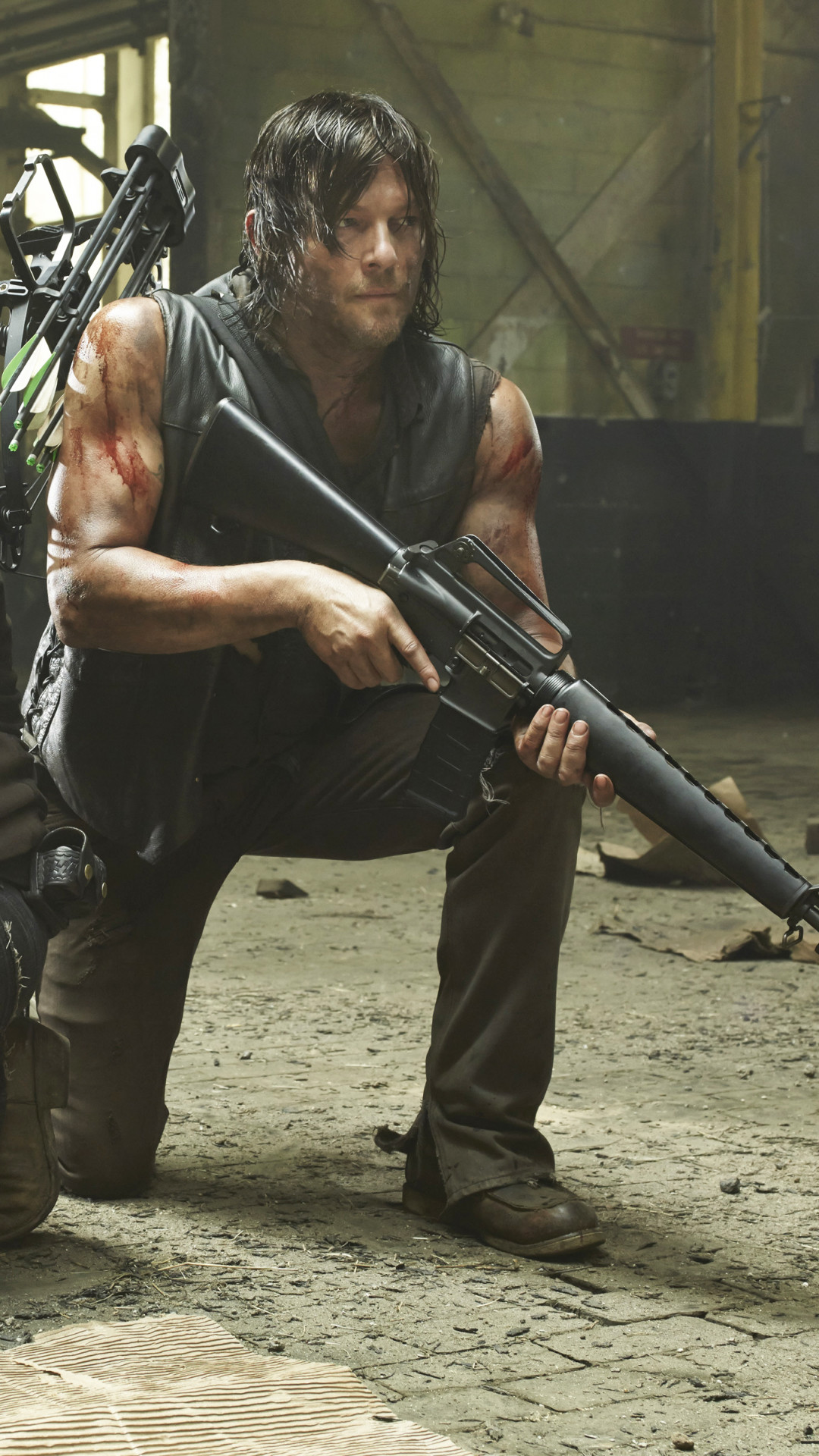 Tv Show The Walking Dead Andrew Lincoln Daryl Dixon Walking Dead