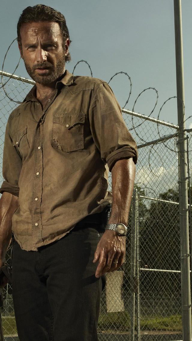 Chandler Riggs Wallpaper - Walking Dead Season 3 Carl , HD Wallpaper & Backgrounds