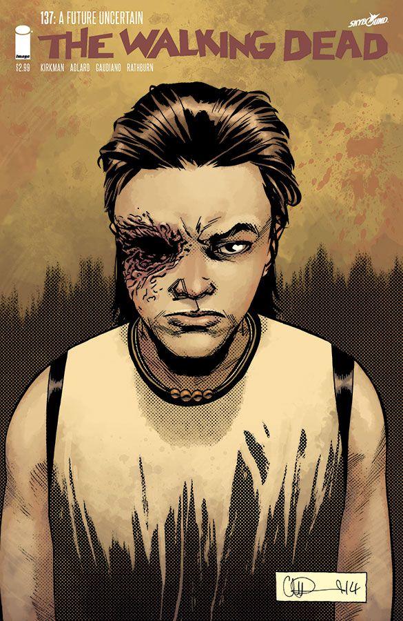 Jonathan's Comic Book Reviews Week Of 2/11/15 - Carl Walking Dead Comic Now , HD Wallpaper & Backgrounds