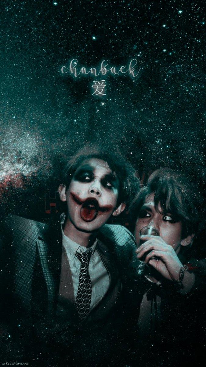 Nyksinthemoon Op Twitter - Exo Halloween , HD Wallpaper & Backgrounds