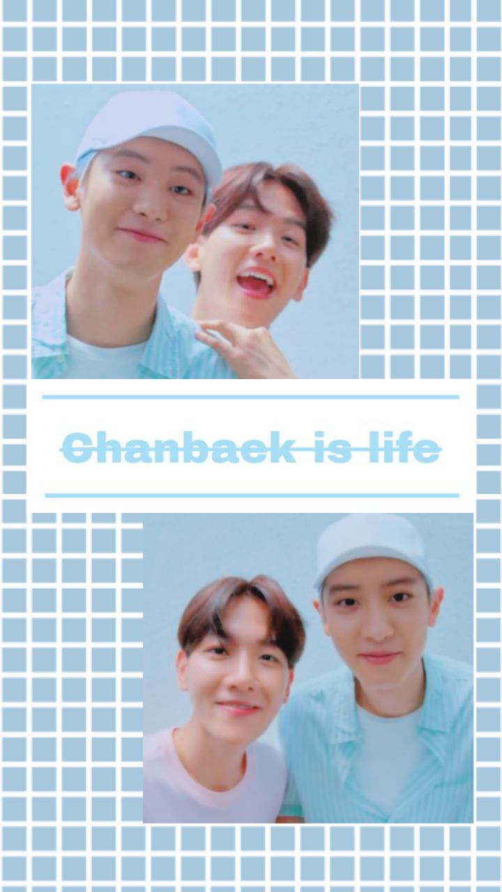 #baekhyun #chanyeol #chanbaek #byunbaekhyun #parkchanyeol - Exo Chanbaek , HD Wallpaper & Backgrounds