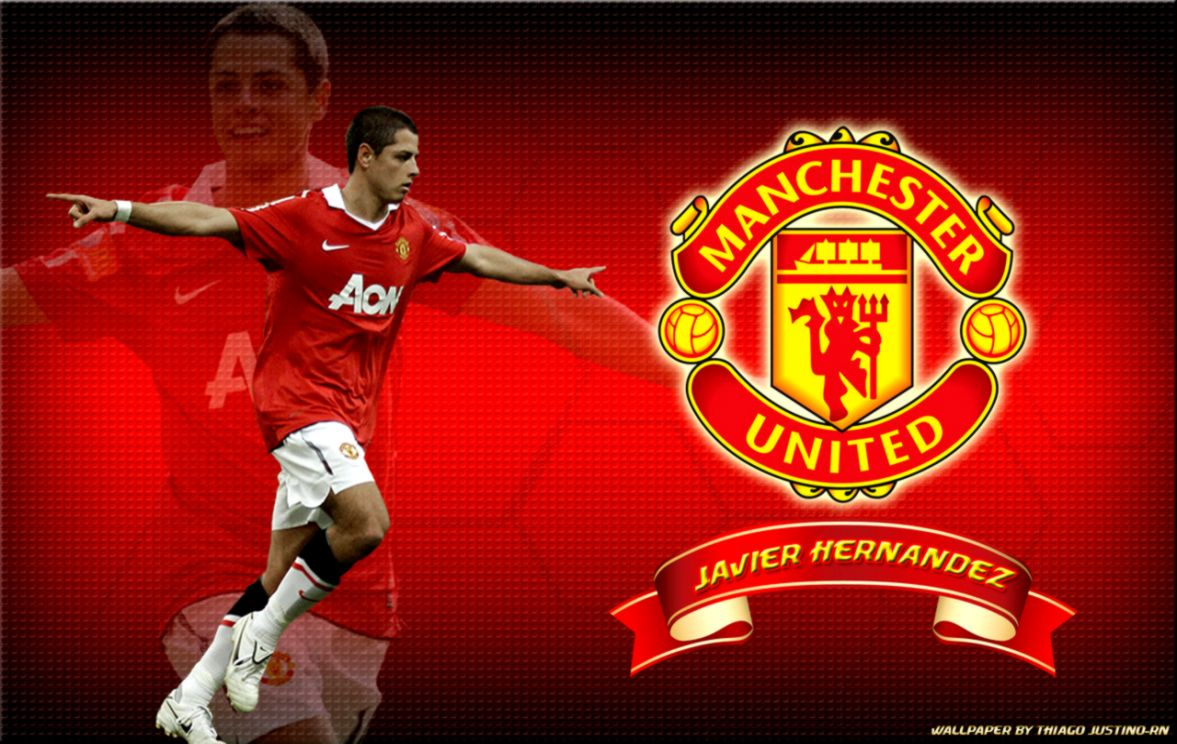 Chicharito 4 Manchester United Wallpaper Man United 19 20