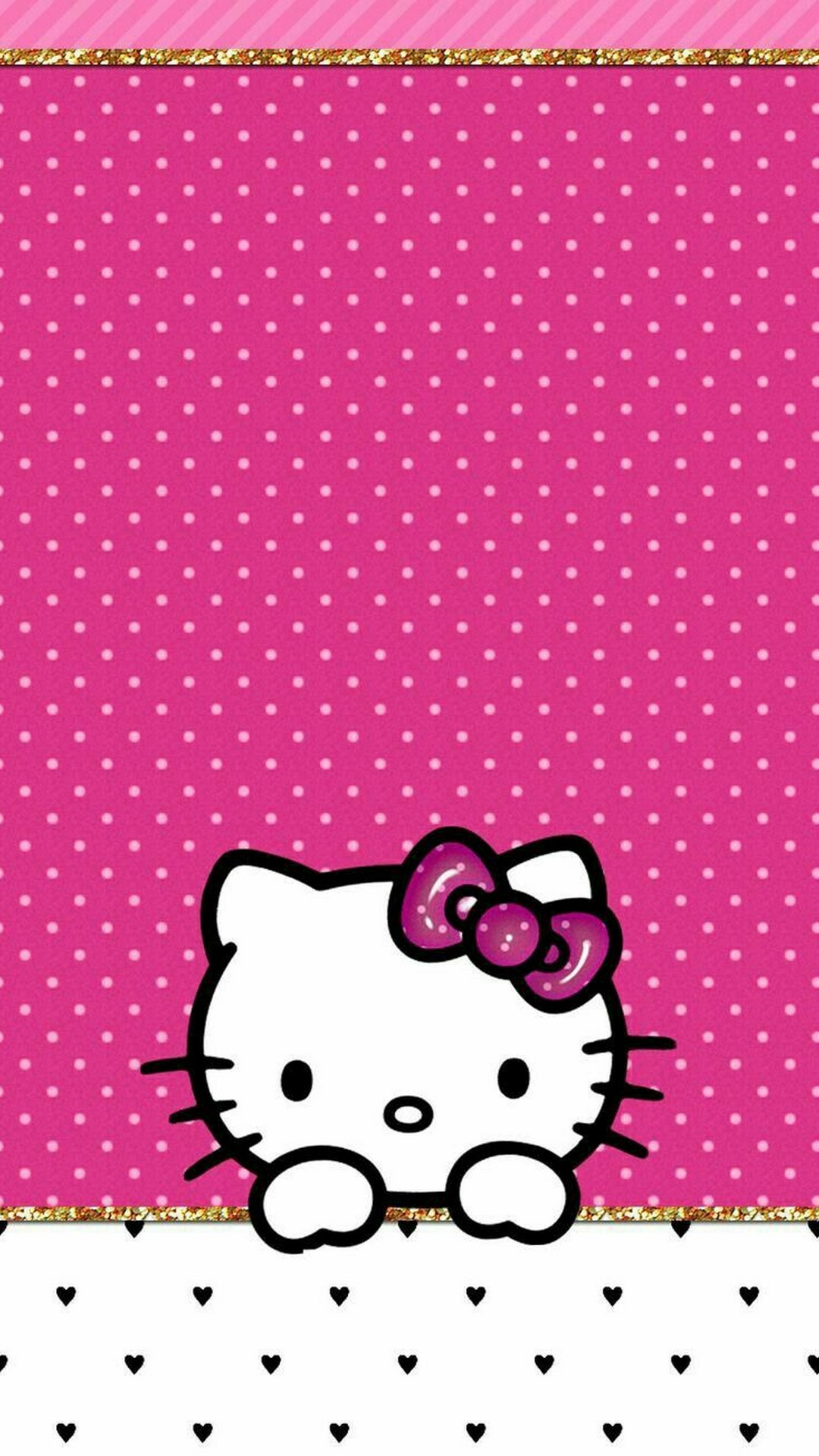 Start Download Hello Kitty Pink 1009024 Hd Wallpaper