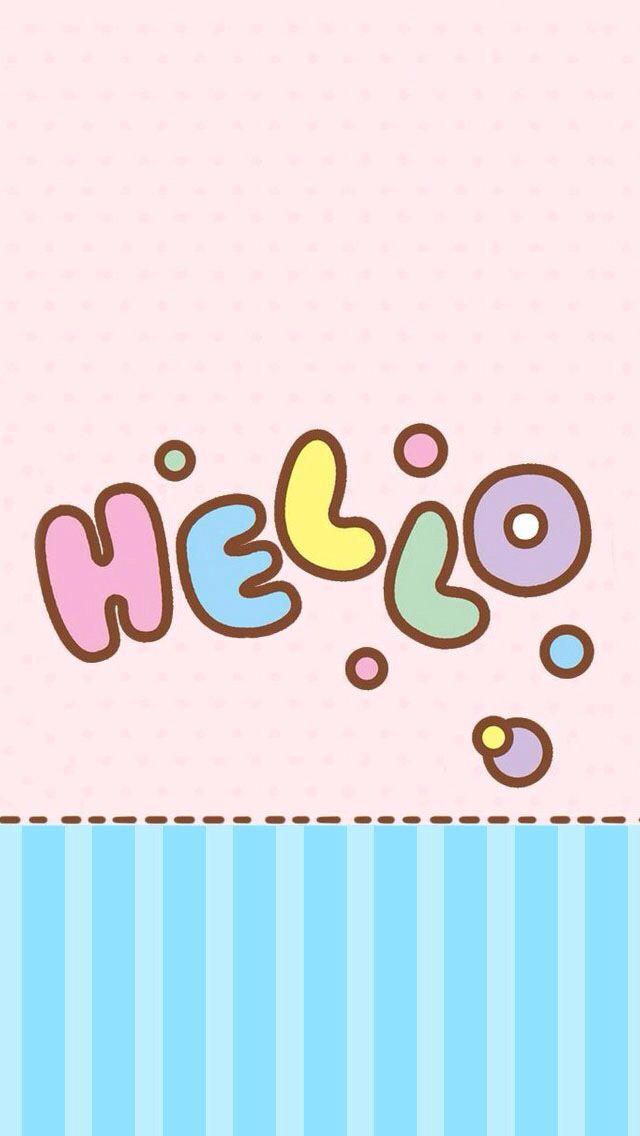 Kawaii Phone Wallpaper Kawaii Iphone Lock Screens 1009593 Hd Wallpaper Backgrounds Download
