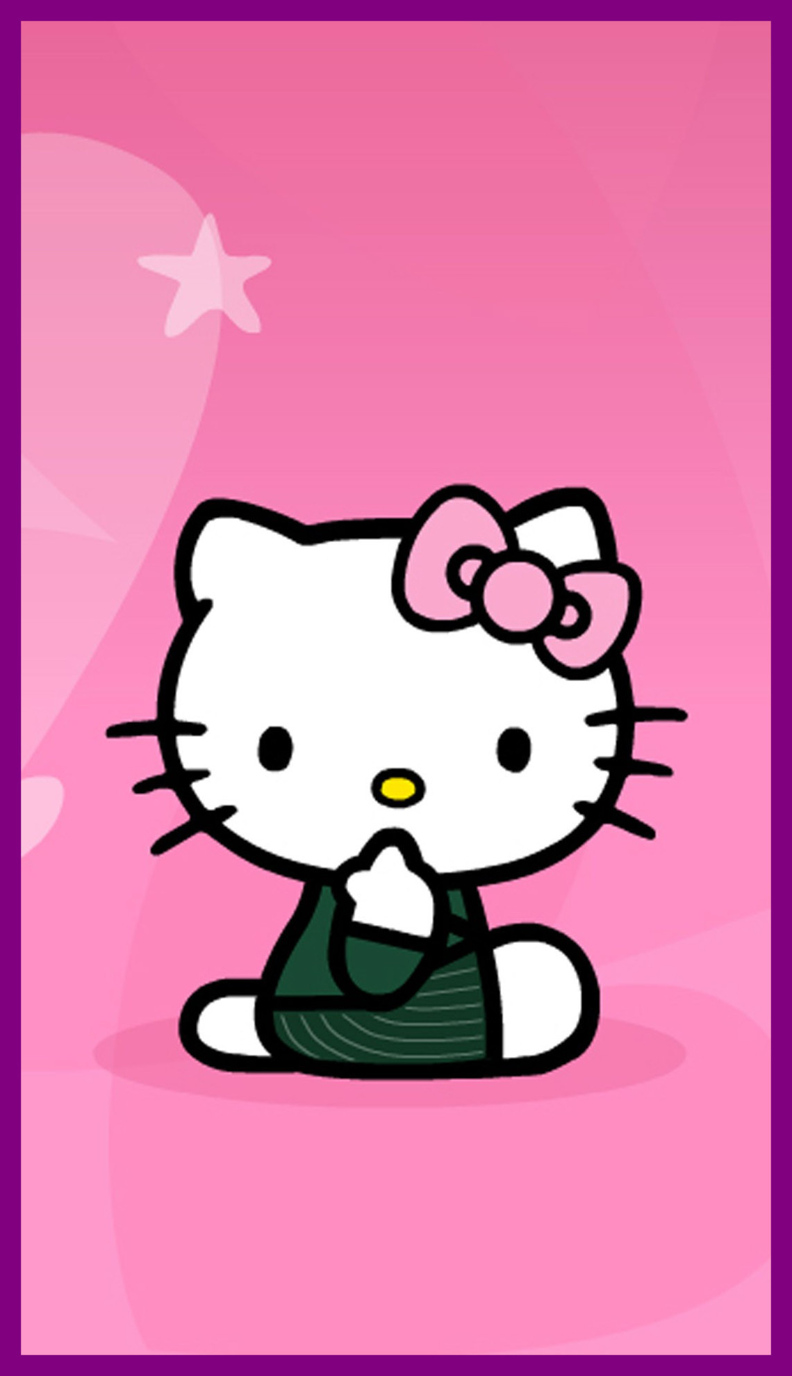 Hello Kitty Wallpaper Iphone Lenovo Vibe K5 Note Cover