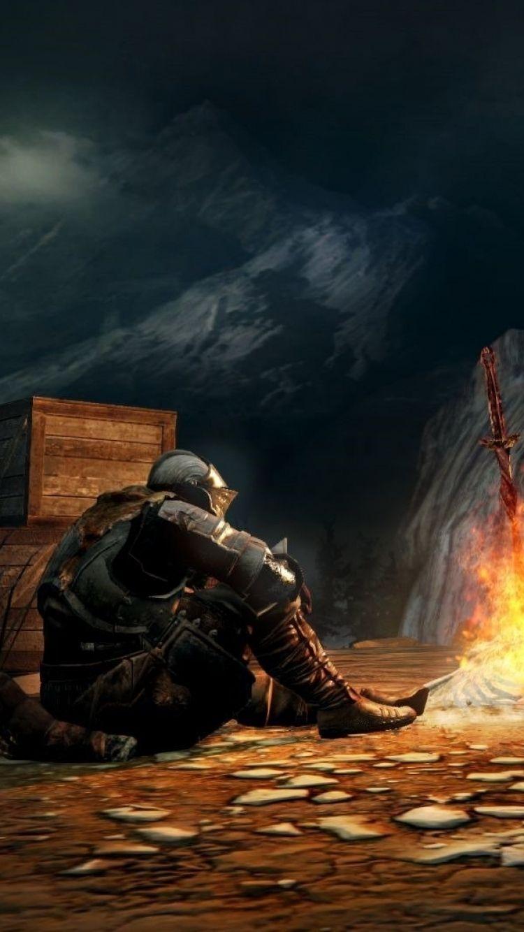 Dark Souls 2 Bonfire 1009749 Hd Wallpaper Backgrounds Download