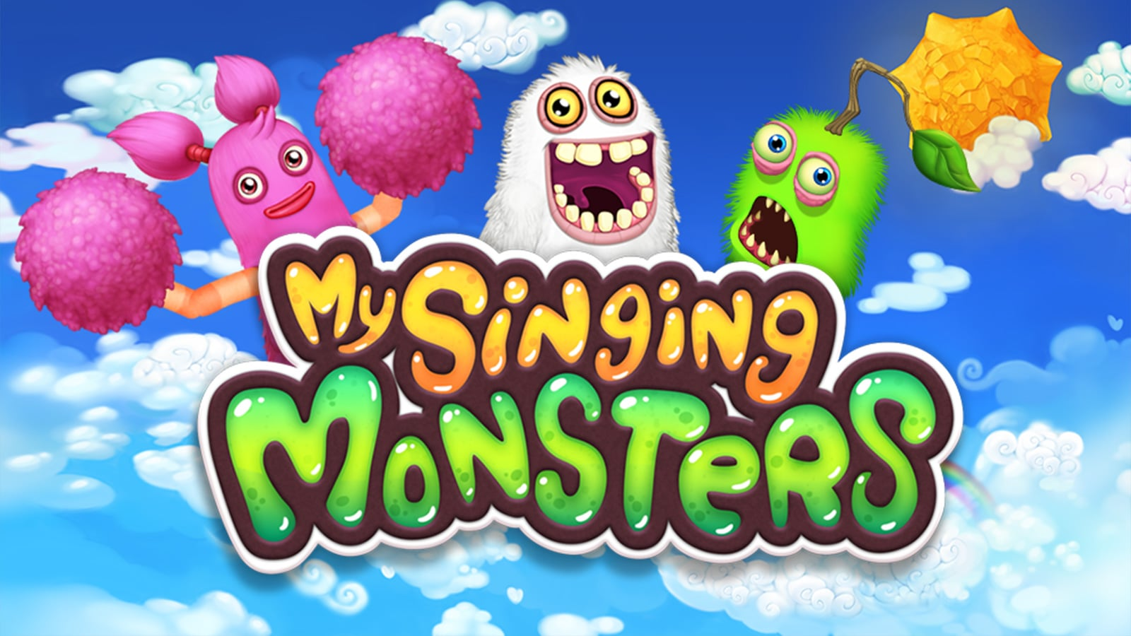 My Singing Monsters Wallpaper - My Singing Monsters , HD Wallpaper & Backgrounds