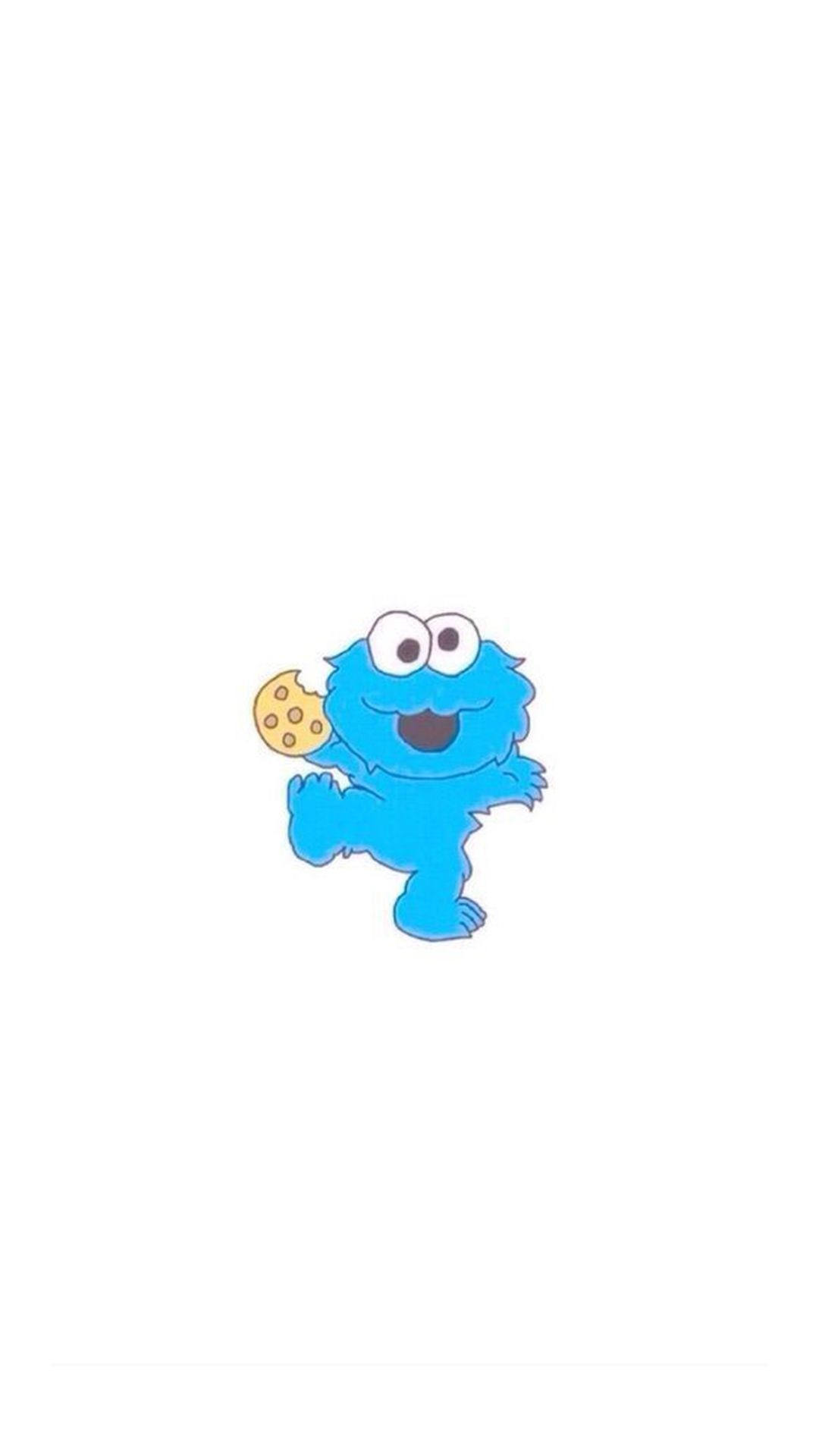 Baby Cookie Monster Iphone 6 Hd Wallpaper Cookie Monster
