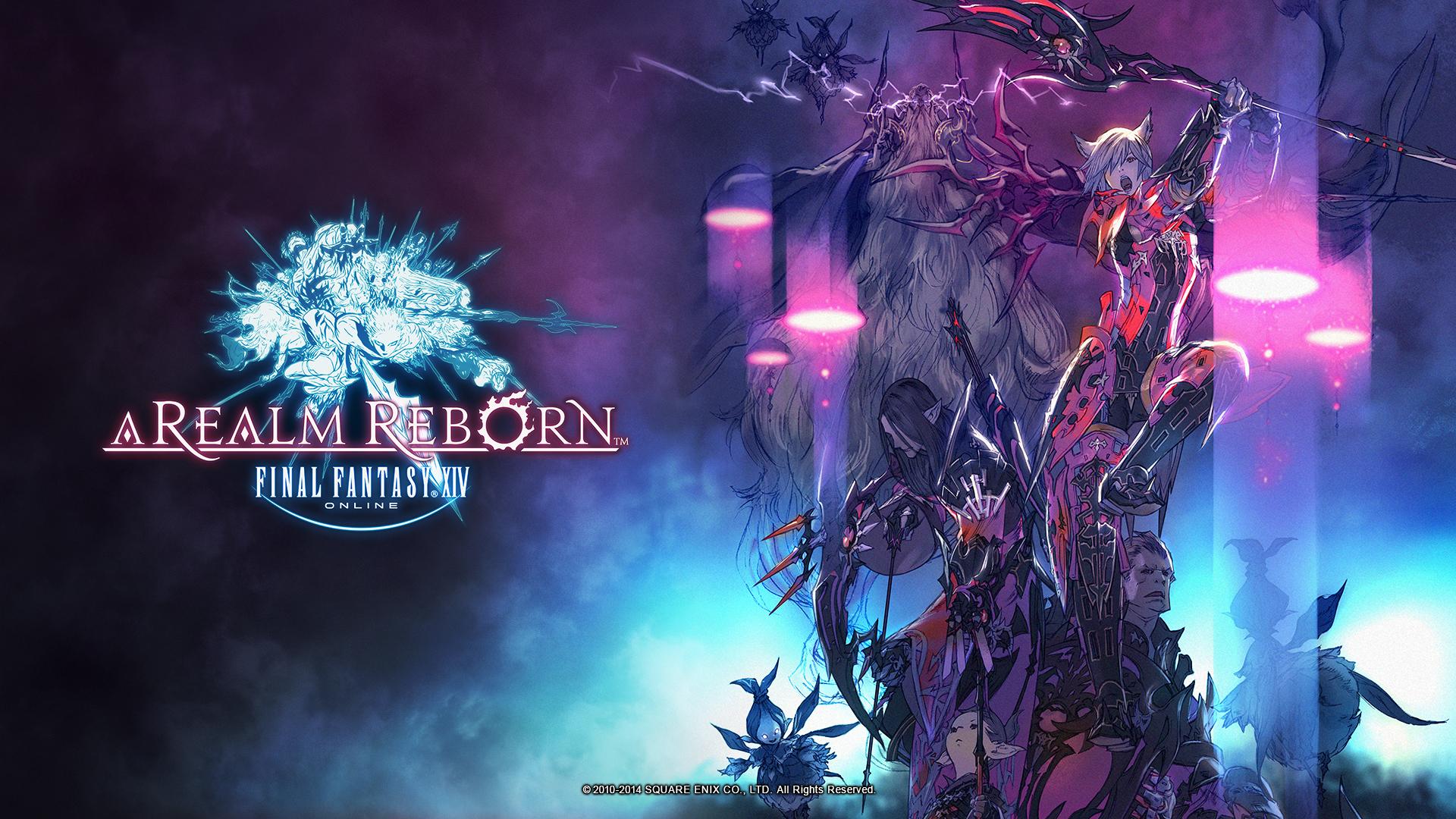 Final Fantasy Xiv A Realm Reborn Wallpaper The Final Final