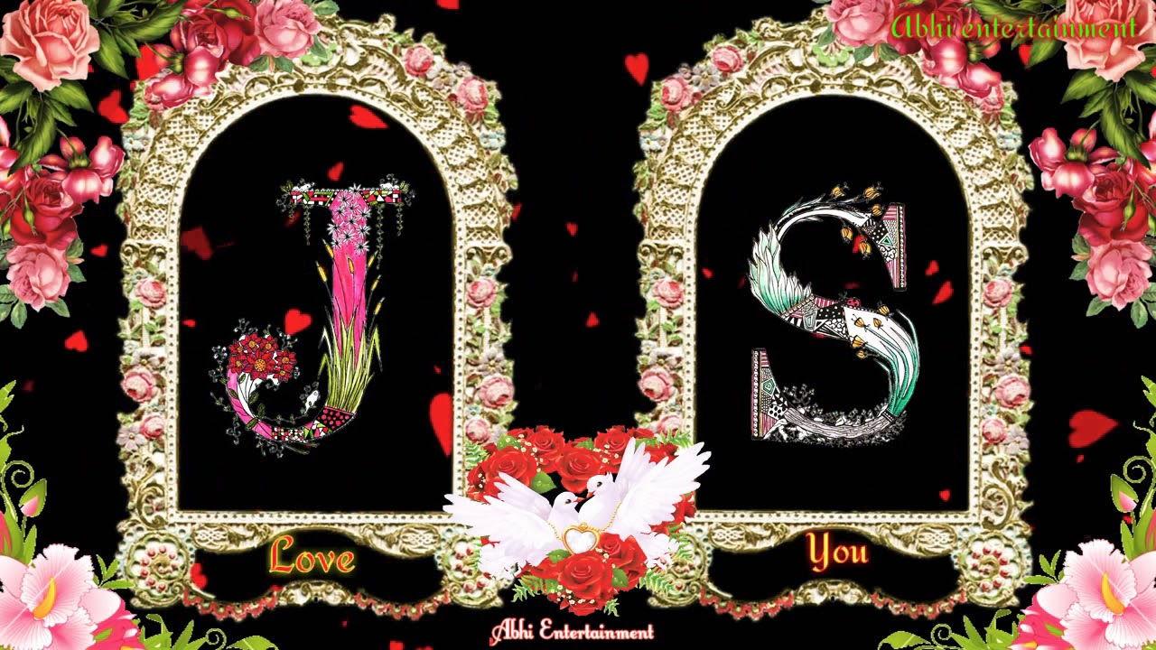Js Name Love Status S And J Love 1013542 Hd Wallpaper Backgrounds Download