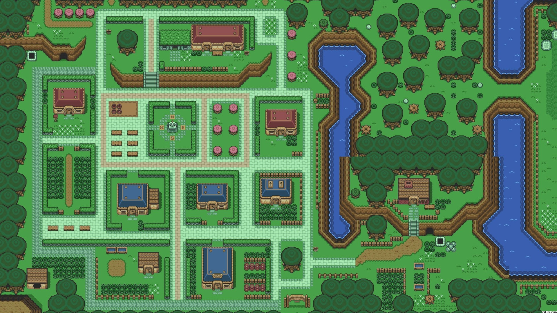 Pokemon Video Games Gameboy Keep Calm And Wallpaper Mapa A Link
