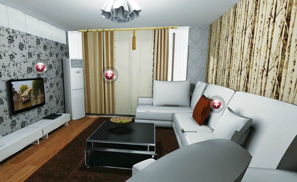 Download By Size - Decorating Ideas Living Room , HD Wallpaper & Backgrounds