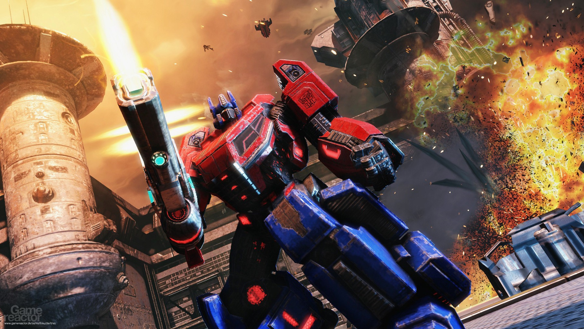 Fall Of Cybertron Hd Wallpapers Transformers Fall Of Cybertron