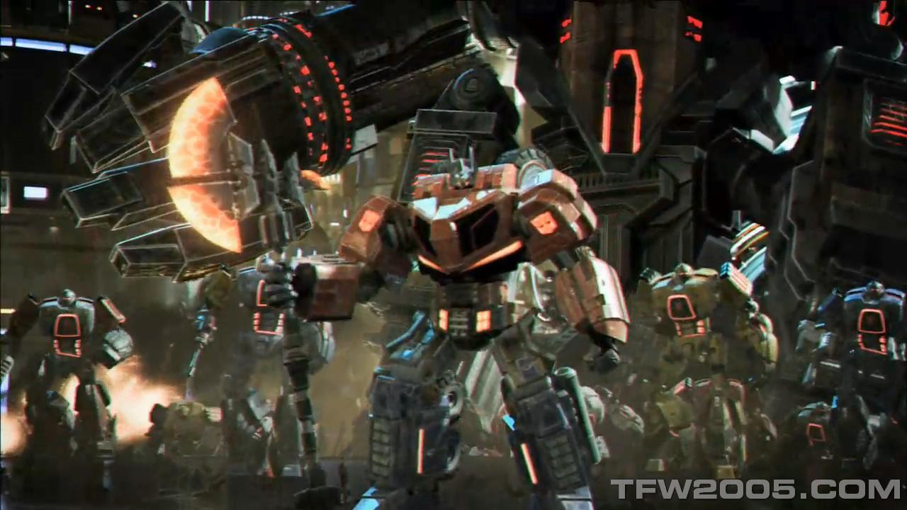 Transformers War For Cybertron Wallpaper Hd Desktop 1020028