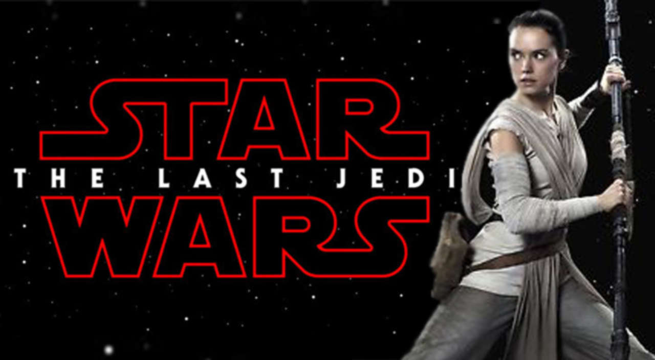 Wallpaper Star Wars The Last Jedi Daisy Ridley - Star Wars 2017 The Last Jedi , HD Wallpaper & Backgrounds