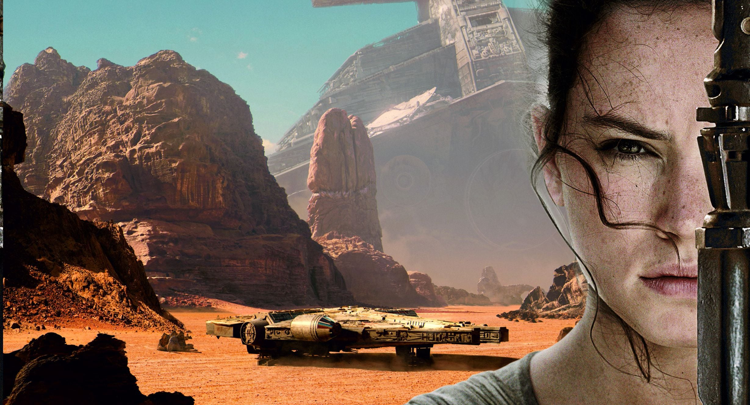 Star Wars Millennium Falcon Background , HD Wallpaper & Backgrounds