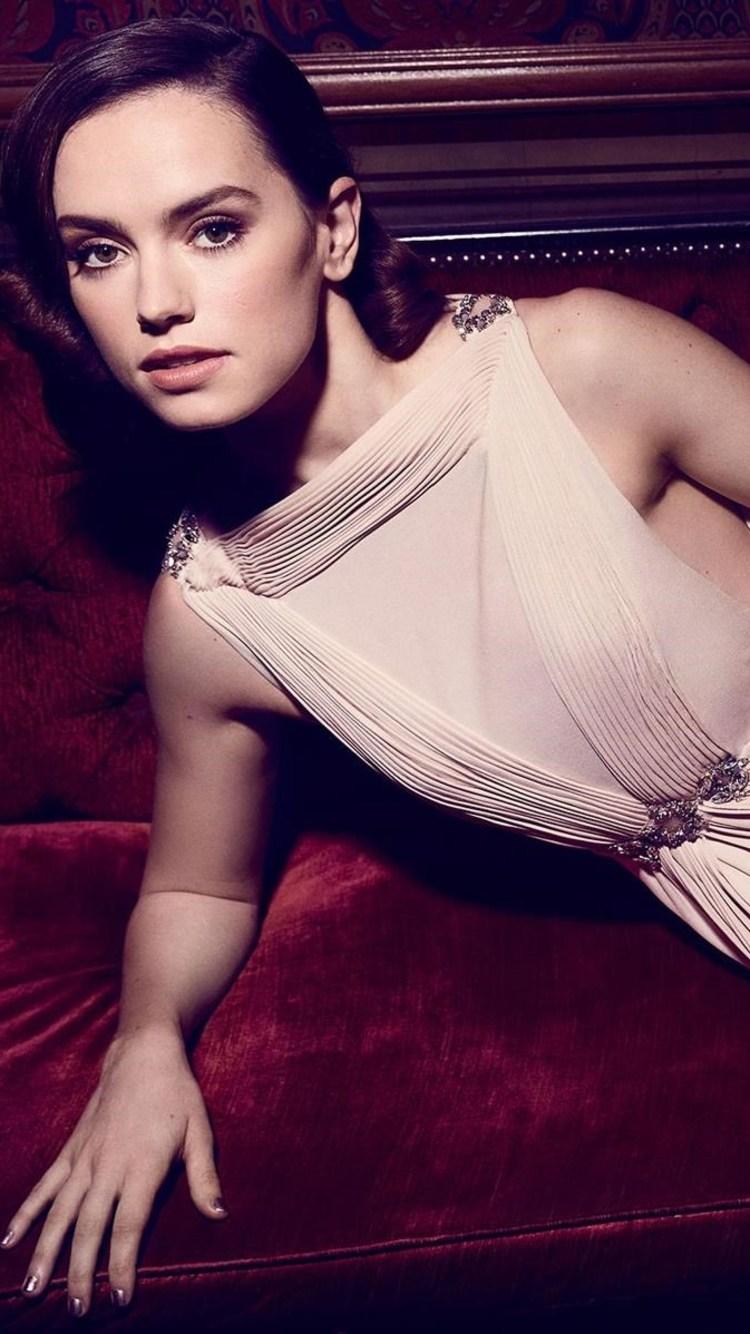 Daisy Ridley - Daisy Ridley Iphone 6 , HD Wallpaper & Backgrounds
